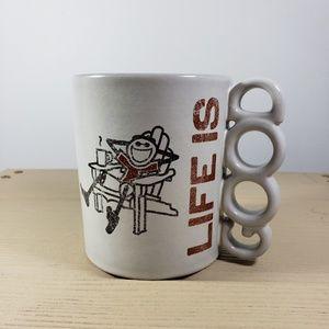 Hallmark Life is Good Large Mug
